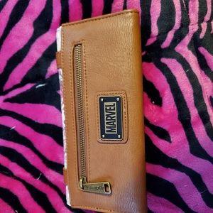 Marvel groot wallet